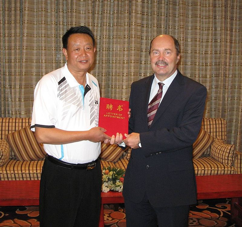 "Towards entry ""Professor Michelson Appointed Visiting Professor at Yunnan Agricultural University"""