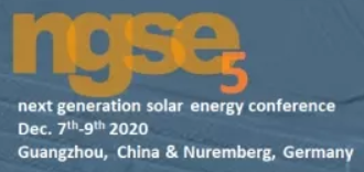 "Towards entry ""5th International Conference on Next Generation Solar Energy (NGSE5) – SAOT Workshop"""